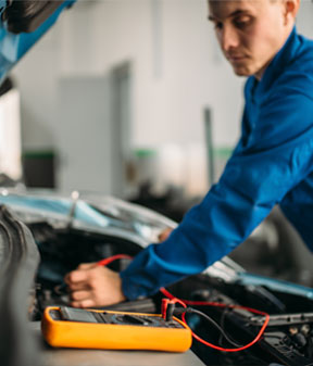car battery replacement service at home