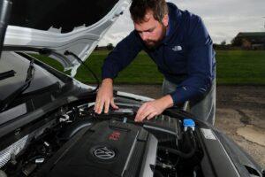 Car battery change in Abu Dhabi