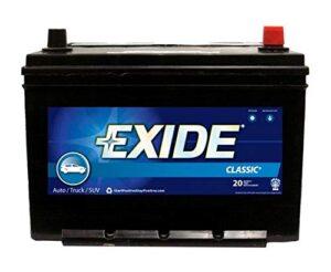 exide battery uae